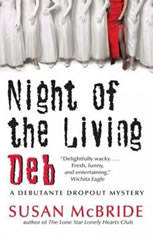 Night of the Living Deb: A Debutante Dropout Mystery - Audiobook Download