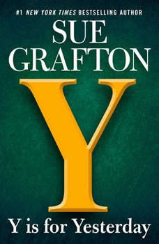 Y is for Yesterday, Sue Grafton
