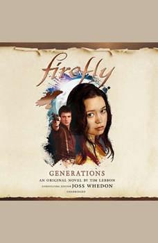 Firefly: Generations, Tim Lebbon