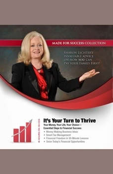 It's Your Turn to Thrive(example): Essential Steps to Financial Success, Sharon Lechter