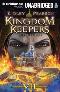 Kingdom Keepers VII: The Insider, Ridley Pearson