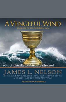 A Vengeful Wind: A Novel of Viking Age Ireland, James L. Nelson