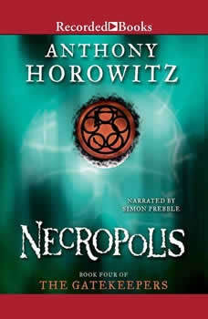 Necropolis, Anthony Horowitz