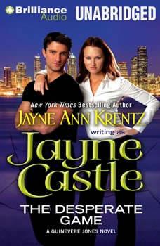 The Desperate Game: A Guinevere Jones Novel, Jayne Castle