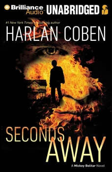 Seconds Away: A Mickey Bolitar Novel A Mickey Bolitar Novel, Harlan Coben