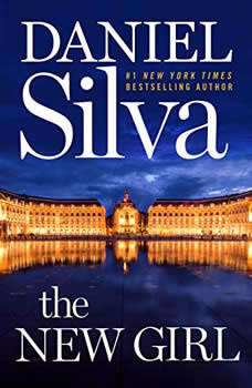 The New Girl: A Novel, Daniel Silva