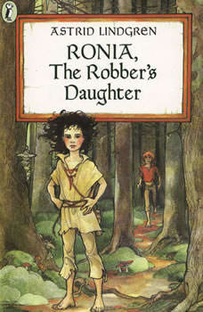 Ronia, the Robber's Daughter, Astrid Lindgren