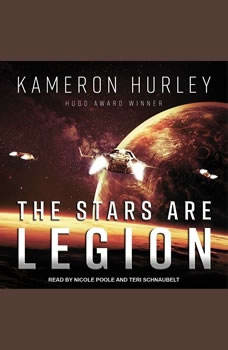 The Stars Are Legion, Kameron Hurley