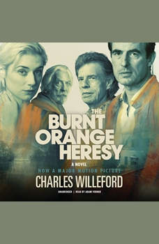 The Burnt Orange Heresy, Charles Willeford