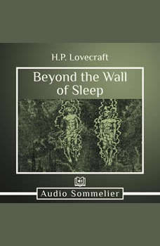 Beyond the Wall of Sleep, H.P. Lovecraft