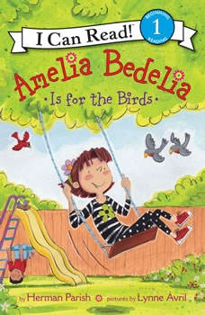 Amelia Bedelia Is for the Birds, Herman Parish