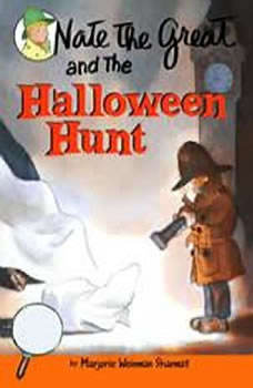 Nate the Great and the Halloween Hunt: Nate the Great: Favorites, Marjorie Weinman Sharmat