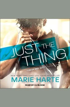 Just the Thing, Marie Harte