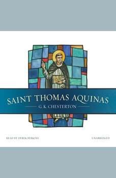 Saint Thomas Aquinas, G. K. Chesterton