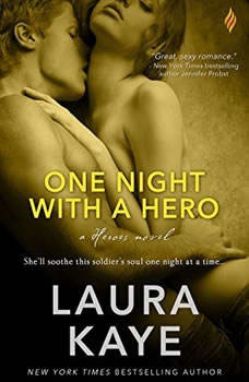 One Night with a Hero, Laura Kaye