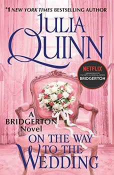 On the Way to the Wedding, Julia Quinn