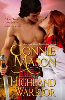 Highland Warrior, Connie Mason