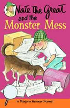 Nate the Great and the Monster Mess: Nate the Great: Favorites, Marjorie Weinman Sharmat