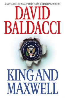 King and Maxwell, David Baldacci