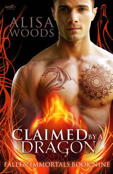 Claimed by a Dragon, Alisa Woods
