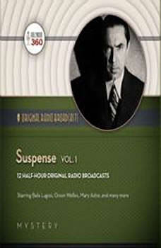 Suspense, Volume 1, A Hollywood 360 collection