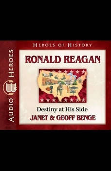Ronald Reagan: Destiny at His Side, Janet Benge