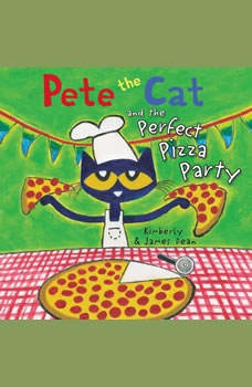 Pete the Cat and the Perfect Pizza Party, James Dean