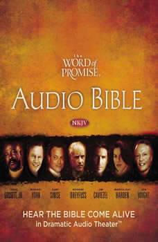 (16) Psalms, NKJV Word of Promise: Complete Audio Bible, Jason Alexander