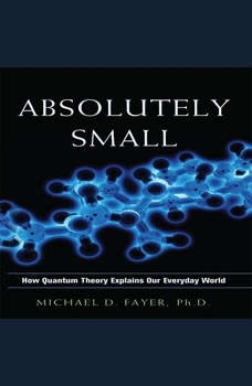 Absolutely Small: How Quantum Theory Explains Our Everyday World, Michael D Fayer