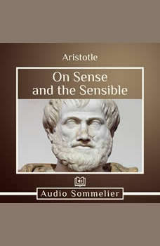 On Sense and the Sensible, Aristotle