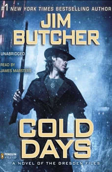 Cold Days: A Novel of the Dresden Files, Jim Butcher