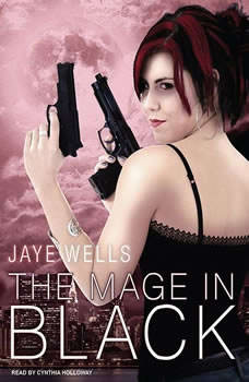 The Mage in Black, Jaye Wells