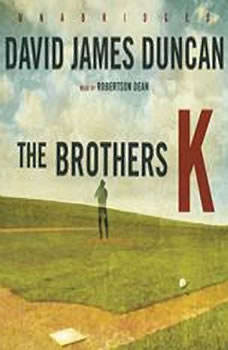 an analysis of david james duncans novel the brothers k Rob brezsny, alexander carpenter, harry duke, james knight, ari levaux, david  worked in k-12 education since  the korbel brothers' own stop on the san.