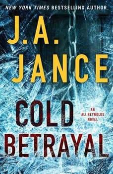 Cold Betrayal, J.A. Jance