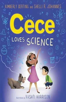 Cece Loves Science, Kimberly Derting