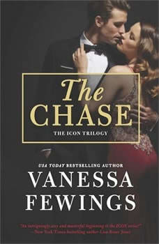 The Chase: The ICON Trilogy, #1, Vanessa Fewings