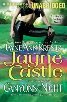 Canyons of Night: Book Three of the Looking Glass Trilogy, Jayne Castle