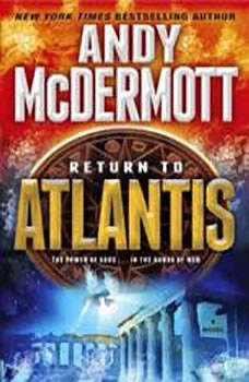Return to Atlantis, Andy McDermott