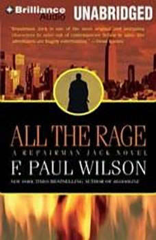 All the Rage: A Repairman Jack Novel, F. Paul Wilson