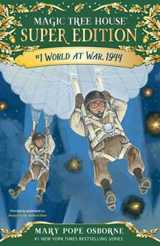 World at War, 1944, Mary Pope Osborne