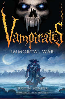 Vampirates: Immortal War, Justin Somper