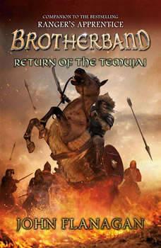 Return of the Temujai, John Flanagan