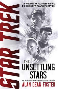 The Unsettling Stars, Alan Dean Foster