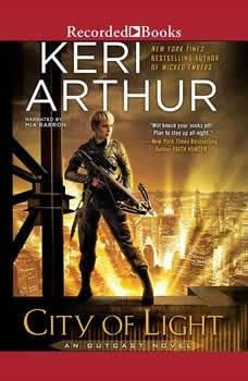 City of Light, Keri Arthur