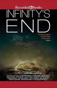 Infinity's End, Jonathan Strahan