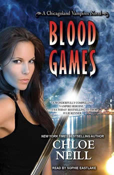 Blood Games, Chloe Neill