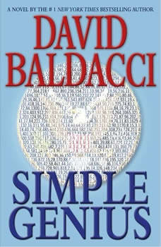 Simple Genius, David Baldacci
