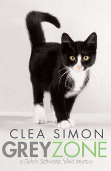 Grey Zone: A Dulcie Schwartz Feline Mystery, Clea Simon