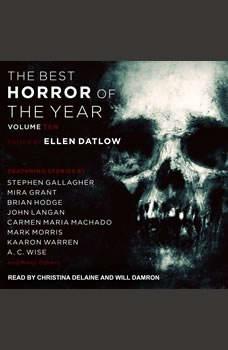 Best Horror of the Year Volume 10, Ellen Datlow