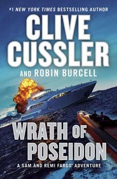 Wrath of Poseidon, Clive Cussler